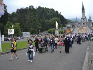 Vita diocesana Unitalsi Lourdes1